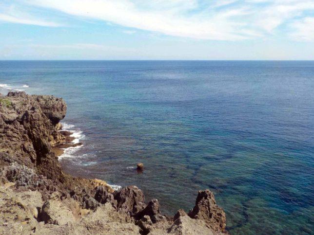 沖縄 やんばる 辺戸岬
