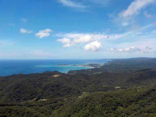 沖縄やんばる トレッキングからの絶景