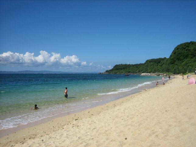 沖縄大泊ビーチ