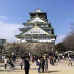 【大阪旅行記】 春の大阪城&なんば
