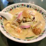 長崎旅行記2_最高に美味しいちゃんぽんに遭遇しました。